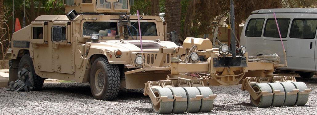 military spec machining